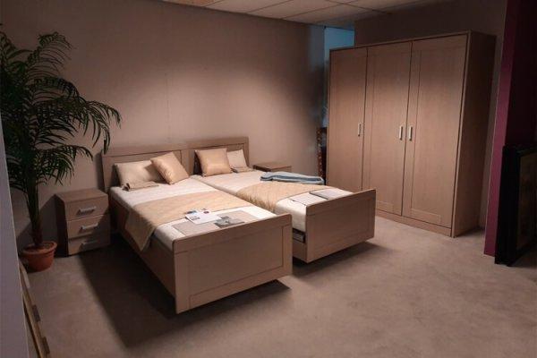 Maine slaapkamer